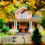 Peach House
